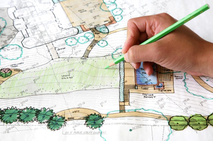 Ландшафтно проектиране